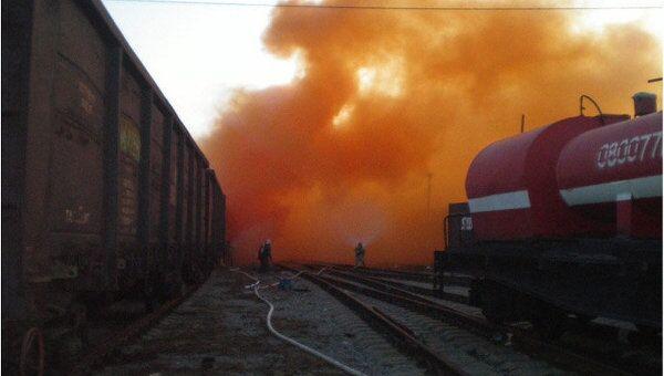 Утечка брома в Челябинске произошла по вине отправителя груза – РЖД