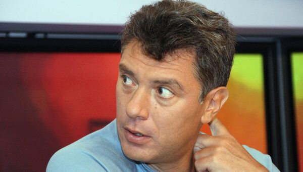 Немцов собирается обратиться в суд по итогам выборов мэра Сочи