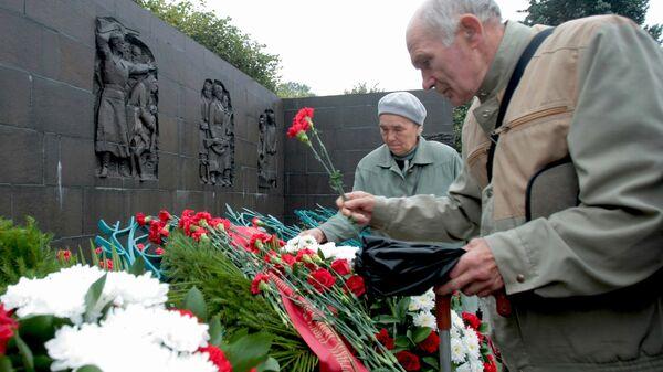 Мероприятия, посвященные годовщине начала блокады Ленинграда