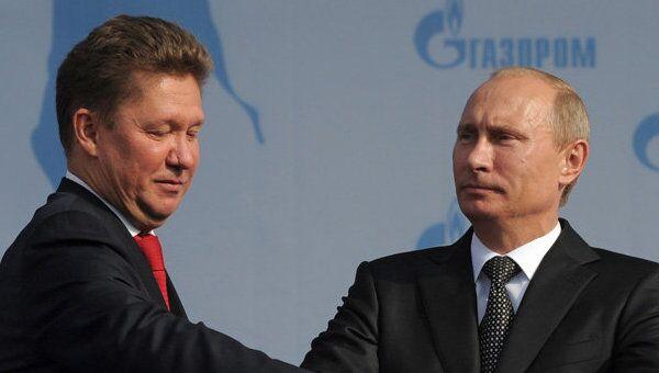 Газопровод Сахалин-Хабаровск-Владивосток запущен на острове Русский