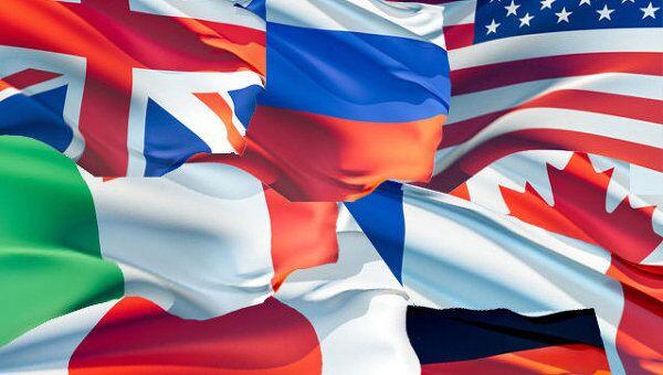 Медведев обсудил с Берлускони подготовку к саммиту G8