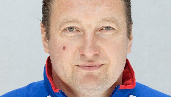Хоккеист Александр Карповцев