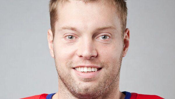 Игрок ХК Локомотив (Ярославль) Йозеф Вашичек