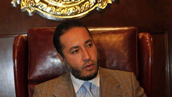 Саади Каддафи. 2010 год