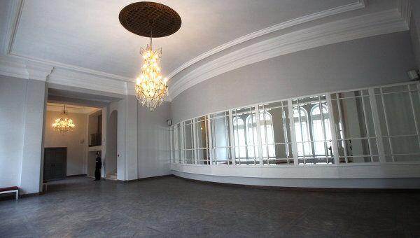 Завершение реконструкции Государственного Театра Наций