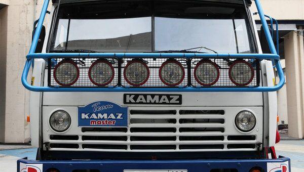 КАМАЗ повысил прогноз по продажам грузовых машин в 2011 году на 4,4%