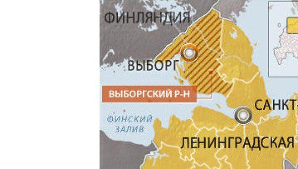 Электрички не ходят под Петербургом из-за падения человека на провода