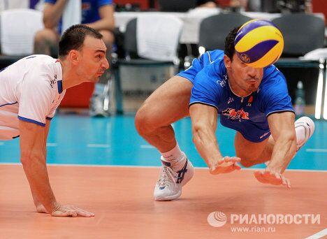 Мужская сборная Италии по волейболу