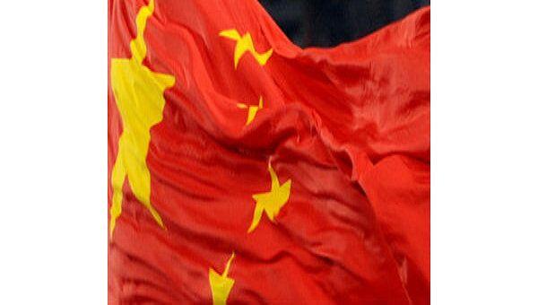Флаг Китая. Архив