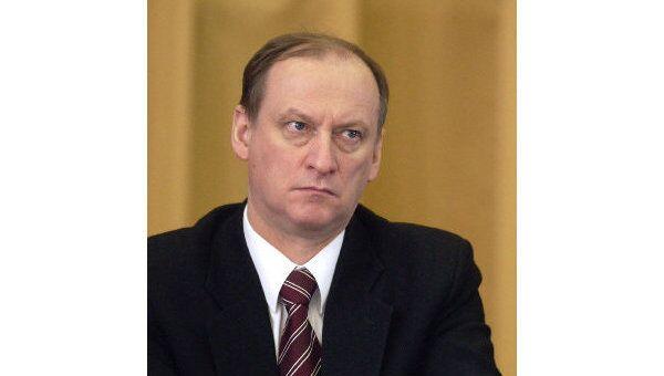 Николай Патрушев. Архив
