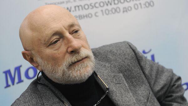 Писатель Григорий Остер. Архивное фото