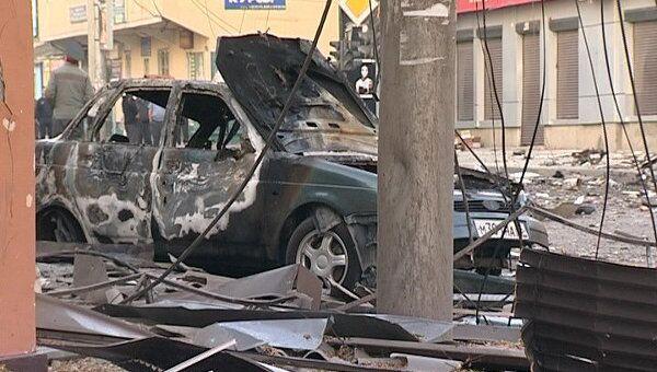 Теракт в Махачкале 22 сентября 2011 года