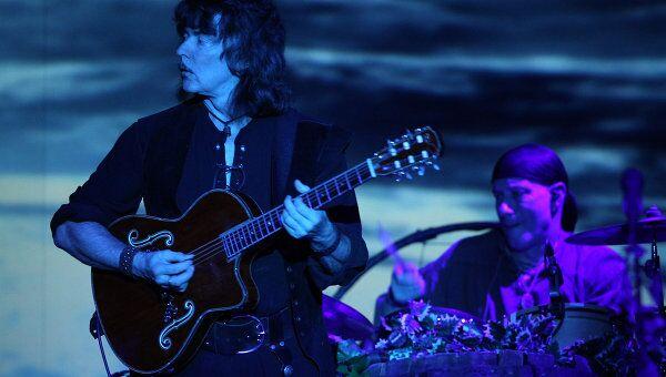 Концерт Ричи Блэкмора и группы Blackmore's Night в Москве. Архив