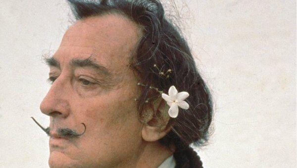 Сальвадор Дали, архивное фото.