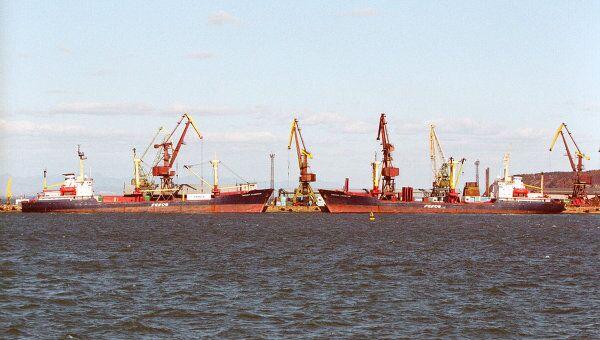 Россияне с освобожденного немецкого судна прибыли в Момбасу