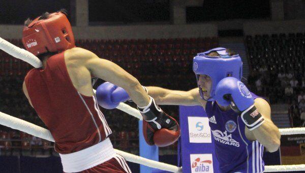 Давид Айрапетян и Зоу Шиминга (справа налево)