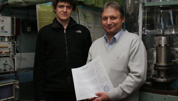 Алексей Акимов и Игорь Рябцев