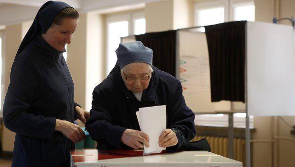 Парламентские выборы в Польше