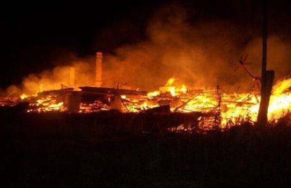Пожар в доме престарелых республика коми санатории крыма для инвалидов колясочников