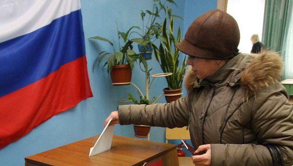 На выборах мэра Мурманска проголосовало около 22% избирателей
