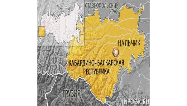 Столица Кабардино-Балкарии город Нальчик