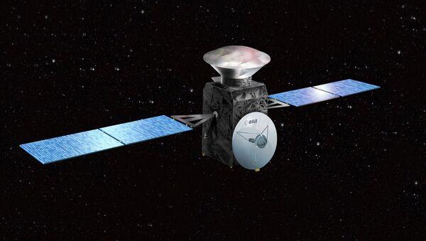 Орбитальный аппарат европейской миссии ЭкзоМарс. Архивное фото