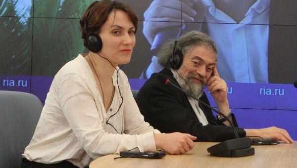 Ирина Чмырева и Евгений Березнер
