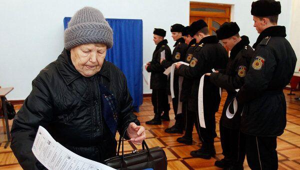 Выборы в Молдавии. Архив