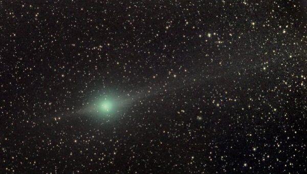 Комета Лулин