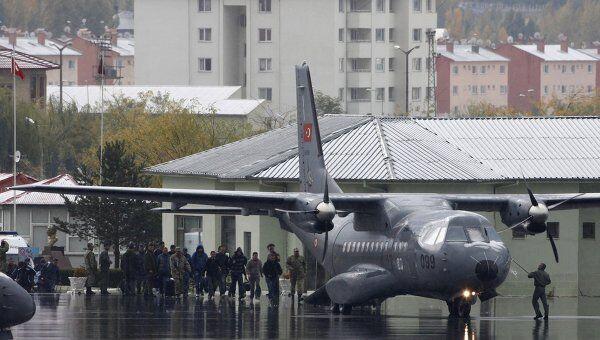 Подготовка авиации турецкой армии к массированным ударам на на севере Ирака