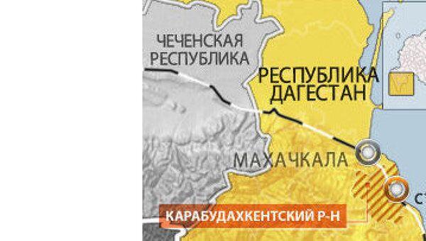 Один оперативник погиб в ходе спецоперации в дагестанском селе