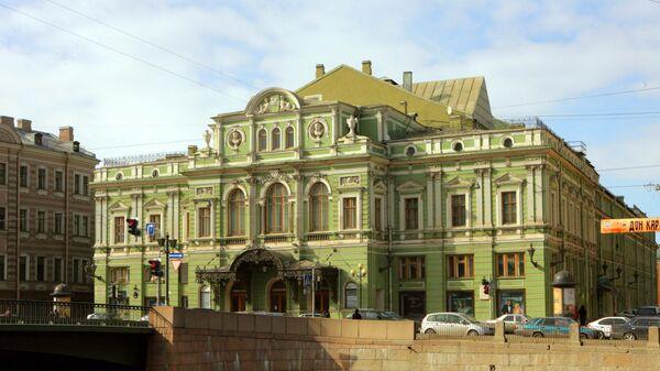 Государственный академический Большой драматический театр имени Г.А.Товстоногова