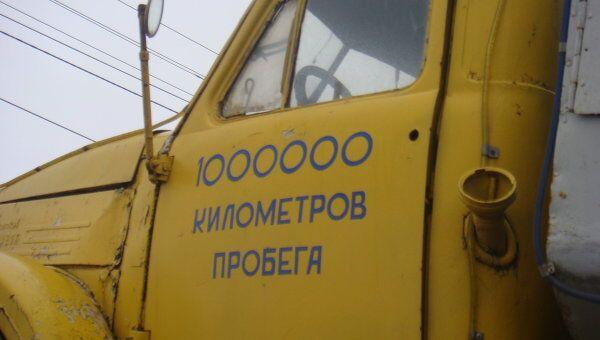 Путин не против ограничения эксплуатации грузовиков и автобусов