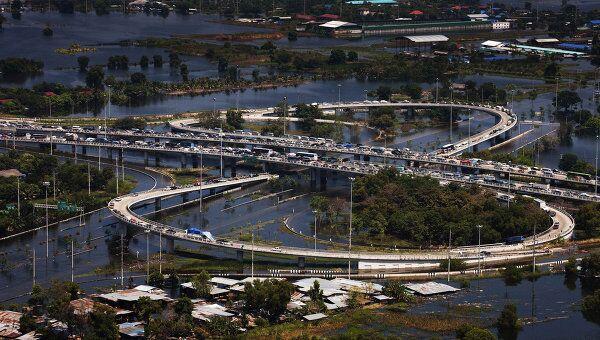 Наводнение в Бангкоке