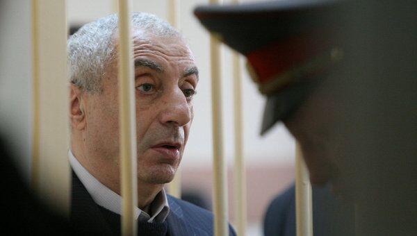 Бывший советник губернатора Новосибисркий области Александр Солодкин