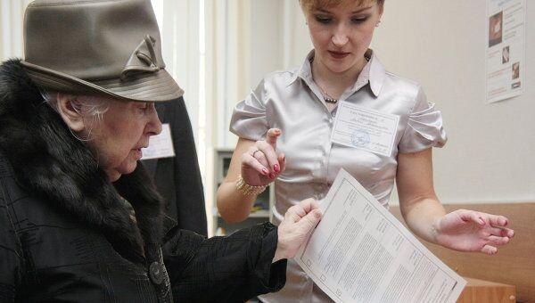 Единая Россия лидирует на выборах в Приморье - крайизбирком
