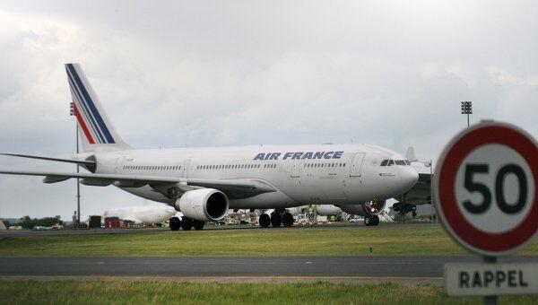 Пассажирский лайнер A330-200. Архивное фото