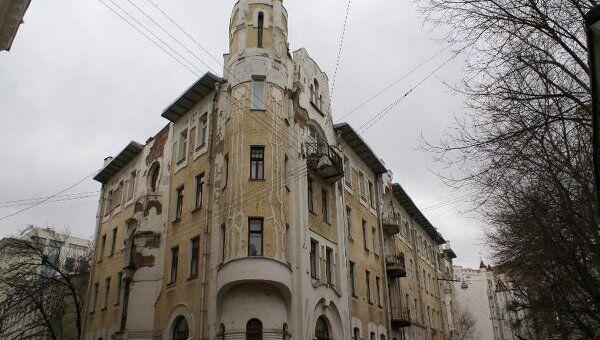 Доходный дом Тарховой в Москве