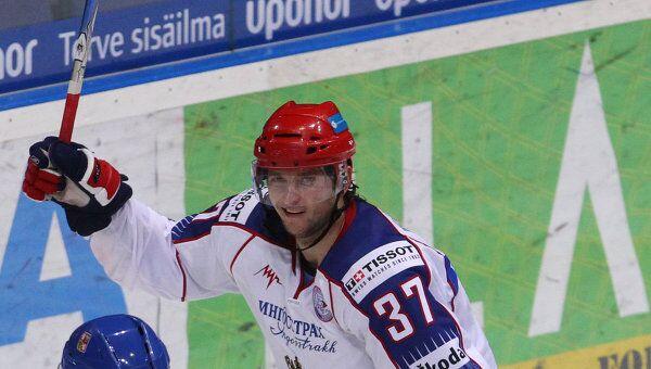 Денис Гребешков