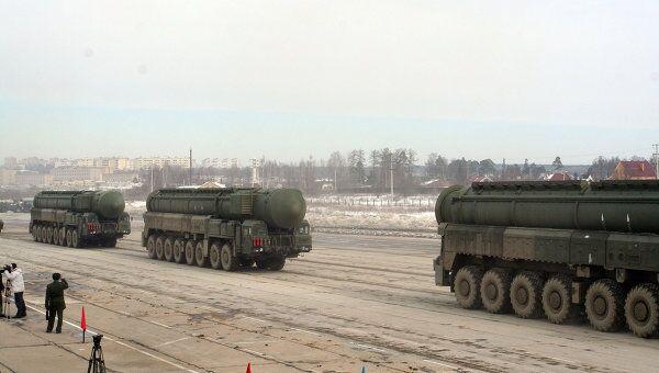 Ракетные войска стратегического назначения. Архив