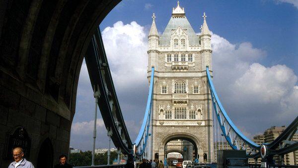 Лондон, Мост Тауэр. Архив