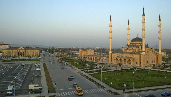 Грозный. Столица Чечни