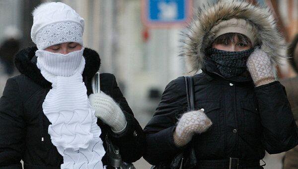 Праздничные дни не привели к увеличению обморожений на улицах Москвы