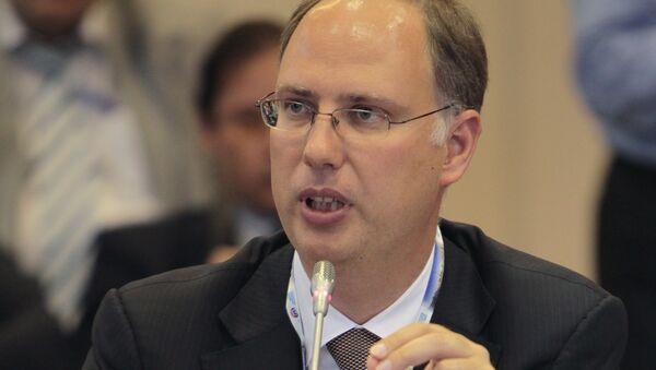 Генеральный директор УК Российский фонд прямых инвестиций Кирилл Дмитриев