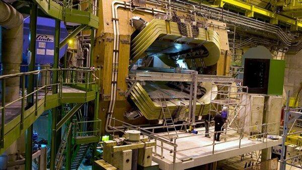 Детектор LHCb Большого адронного коллайдера