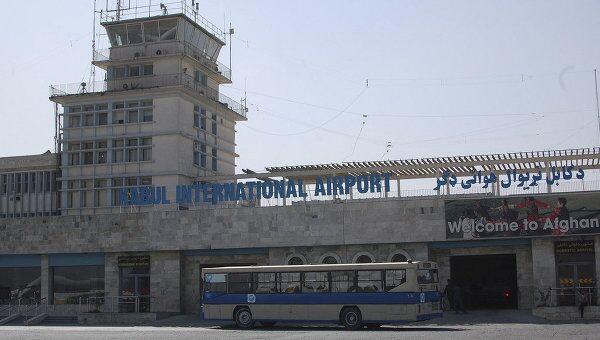 Международный аэропорт Кабула Хаджи Раваш. Архивное фото