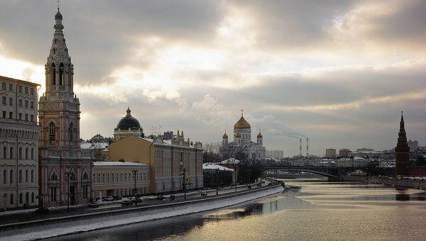 Софийская набережная в Москве. Архивное фото