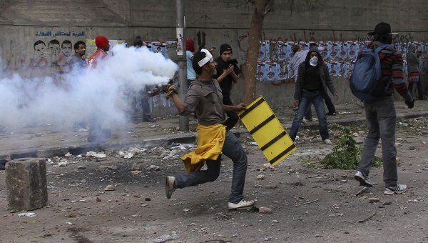 Ситуация в Каире 20 ноября 2011