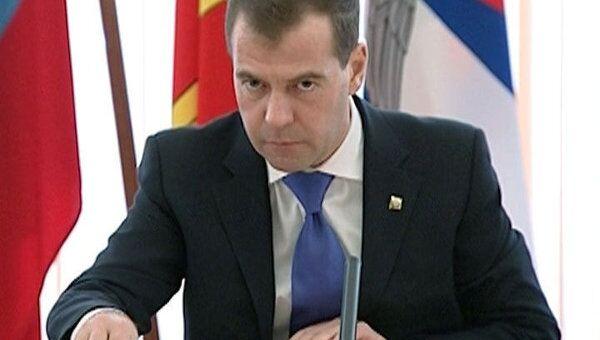 Медведев признался военным, каким своим решением он гордится