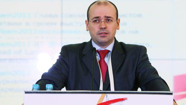 Генеральный директор фонда национальной энергетической безопасности Константин Симонов на заседании ФЕАМ-2011